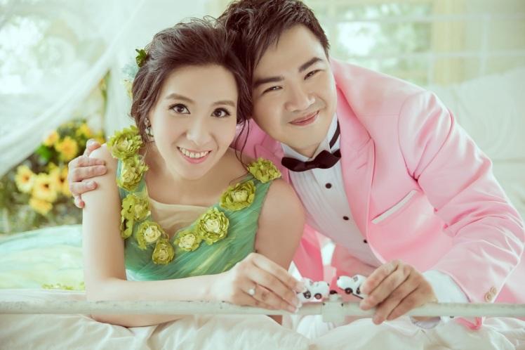 浪漫婚紗攝影-台北婚攝JONNY