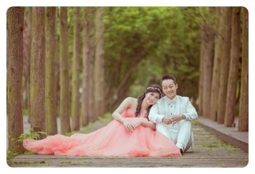 台北自助婚紗-婚攝JONNY