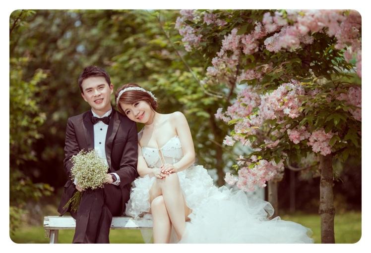 甜蜜婚紗攝影-台北婚攝JONNY