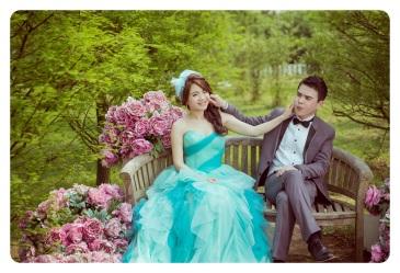 台北婚紗攝影師JONNY