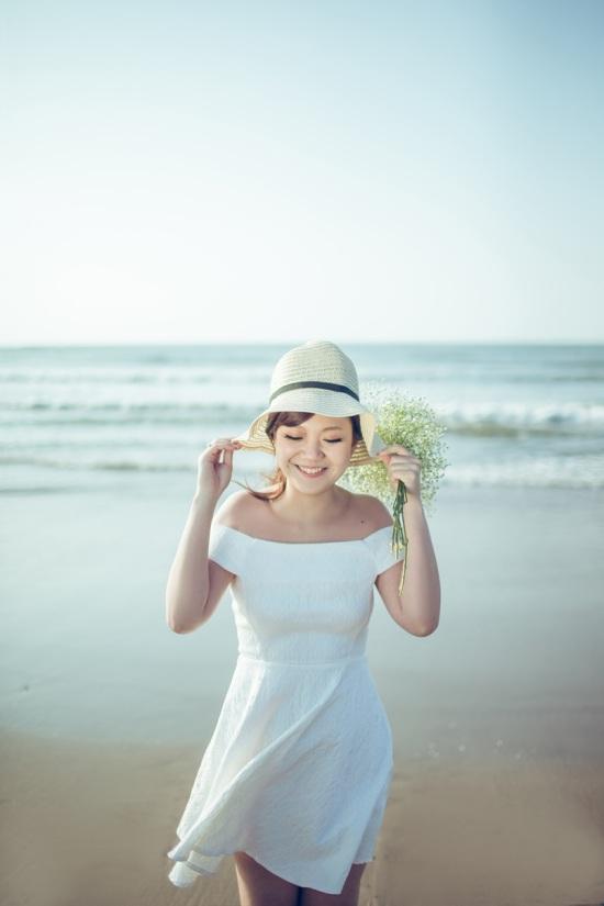 海灘婚紗照-台北婚攝Jonny
