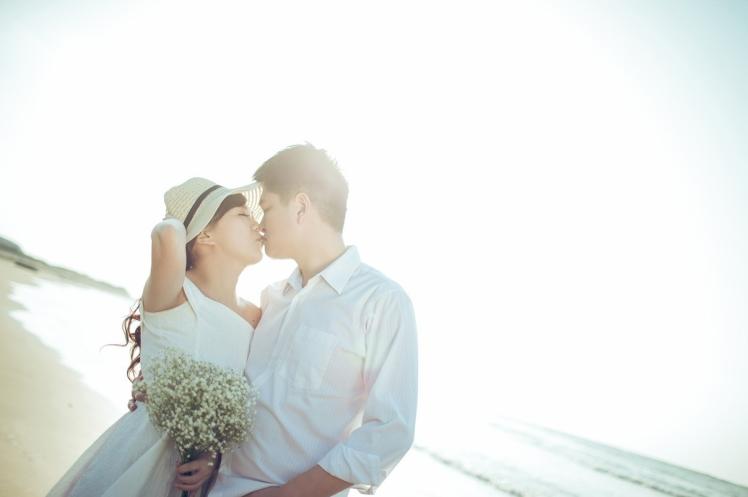 抓拍紀實攝影風格婚紗照