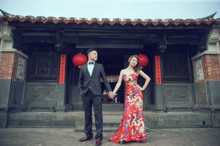 古韻韶風中式傳統攝影風格