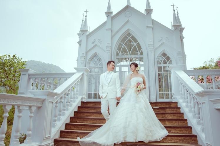 婚紗攝影推薦-台北婚攝Jonny