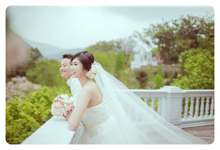 台北婚紗工作室-婚攝JONNY